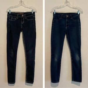 3 for $17⚡️2 Pairs of DISTRESSED Skinny Jeans